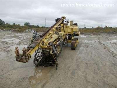 Atlas Copco Underground Rocket Boomer Jumbo Drill - ROC612HC-01
