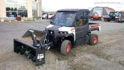 bobcat  hp utility vehicle