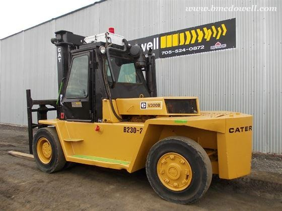 Caterpillar Forklift V300b