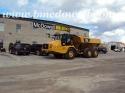 Caterpillar Articulated Rock Truck - 735