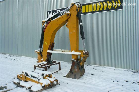 excavator controls and what they do