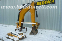 Caterpillar Pedestal Mounted Boom/Stick/Hammer - 420E