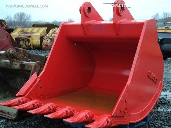 esco 60 u201d bucket  470 x2  3 lx excavator