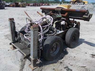 Boart LongYear Underground Jumbo Drill - BCI 2