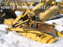 12' Snow Wing - Caterpillar 140G Grader