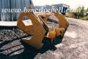 Log Grapple - Caterpillar 966F II Wheel Loader