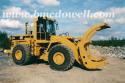 Log Grapple - Caterpillar 980F Wheel Loader