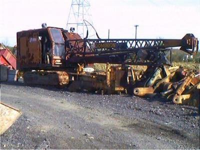 Dominion Crane - B425