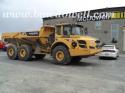 Volvo A25F Articulated Rock Truck