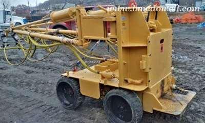 Longtom Driftech Drill Jumbo