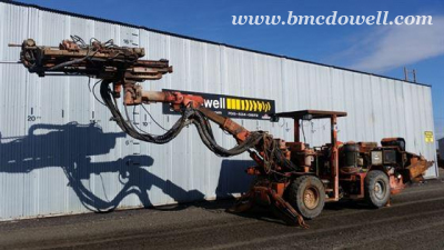 Solo 5 Longhole Drill Rig
