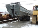 Raglan End Dump Trailer