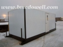Skid Mounted Office Trailer