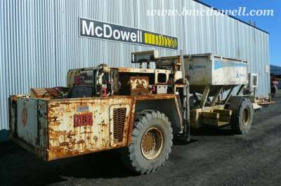 Getman Anfo Truck - Unknown
