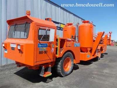 Oldenburg Mining Equipment Anfo Truck - UV11