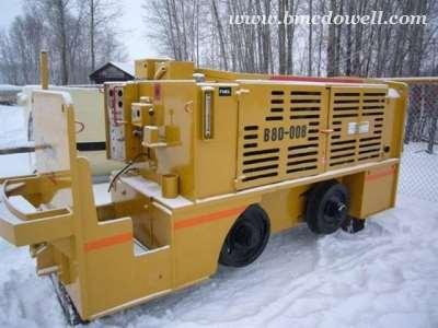 Clayton 10 Ton Locomotive