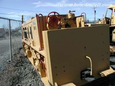 Plymouth 25 Ton Underground Rail Locomotive - HDM 26/36